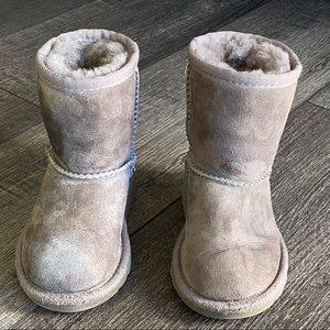 UGG Baby Classic Boot in Gray